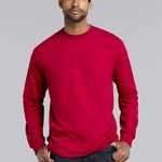 Gildan Ultra Cotton Men's Longsleeve Tee
