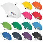Full Size Sports Umbrella Solid Colour
